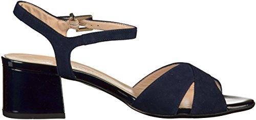 05115 Blu Sandali Kaiser Donna Da Peter 1q5fXx