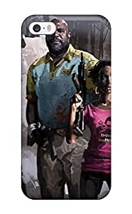 Hot UExpbON6448VaxfL Case Cover Protector For Iphone 5/5s- Zombie Video Game