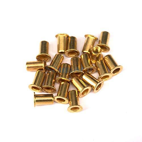RIV NUT JACK NUTS THREADED INSERT SCREW ANCHORS M4 M5 M6 M8 BLIND SPIDER NUT