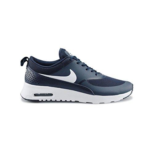 Nike Air Max Thea Sneaker Blue/White, EU Shoe Size:EUR 38.5, Color:Blue