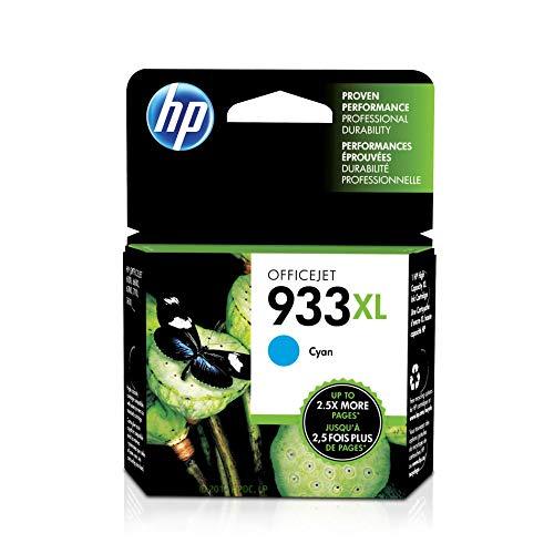 HP 933XL Ink Cartridge Cyan (CN054AN)