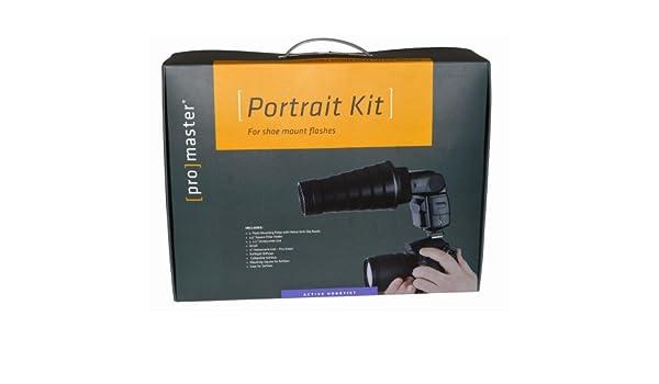 ProMaster Portrait Kit for Shoe Mount Flash