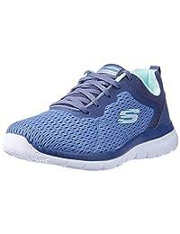Skechers 12607 Zapatillas de Deporte para Mujer