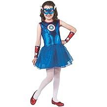Rubie's Marvel Classic Child's American Dream Costume, Large
