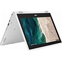 2017 Newest Acer Chromebook Convertible 2-in-1 11.6 HD Touchscreen Flagship High Performance Ultrabook Laptop PC | Intel Celeron N3160 Quad-Core | 4GB RAM | 32GB eMMC | Chrome OS