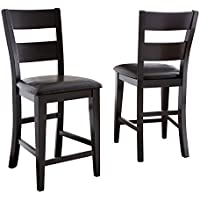 Steve Silver Company Victoria Counter Chair (Set of 2)