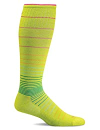 Sockwell Circulator Sock - Women's Limelight Medium/Large