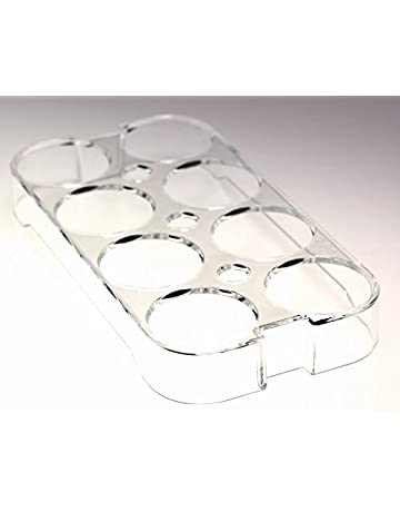 Universal de huevera 2661 para frigorífico, nevera/congelador, frigorífico empotrable de cualquier fabrikate