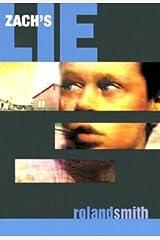 Zach's Lie Paperback