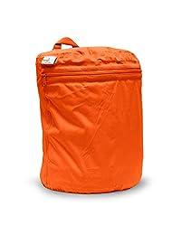 Kanga Care Cloth Diaper Wet Bag, Poppy Diapering