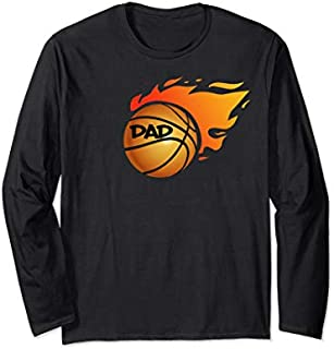 Best Gift Funny Basketball Dad  Ball Dad Basketball Tees Long Sleeve  Need Funny TShirt
