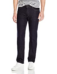 Calvin Klein Men's Straight Leg Jean Streak Rinse