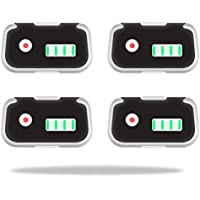 Skin For DJI Phantom 3 Drone Battery (4 pack) – Fitness | MightySkins Protective, Durable, and Unique Vinyl Decal wrap cover | Easy To Apply, Remove, and Change Styles | Made in the USA