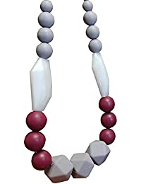 Baby Teething Necklace For Mom To Wear | Great New Mom...