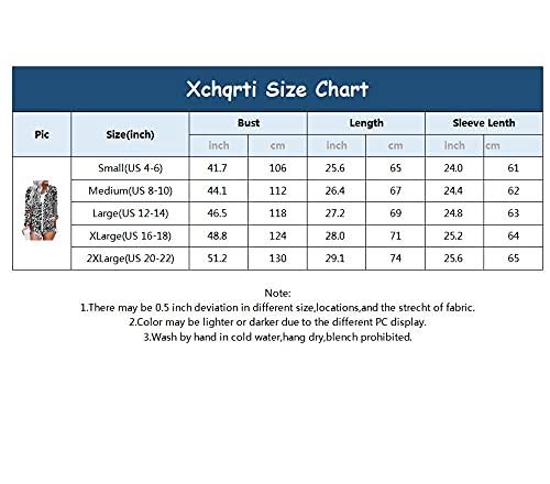 XCHQRTI Womens Zip Up Hoodies Sweatshirts Lightweight Long Sleeve Hooded Jacket with Pockets TDBlue 2XL