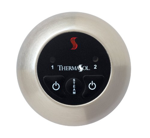 (ThermaSol ESC-PG Easy Start Control Contemporary Steam Shower)