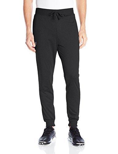 UA Men's Sportstyle Jogger Pants Black/Black/Steel LG & Visor