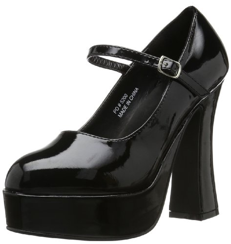 50 Women Pleaser nbsp;Shoes nbsp;8463 for Pat Black DOLLY nbsp;– Blk fpw1qngp