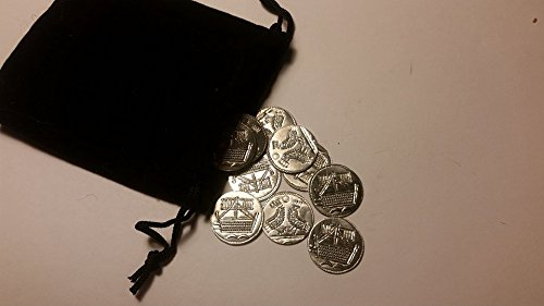 Viking Replica coins for Historical Reenactors and collectors - Historical Coins