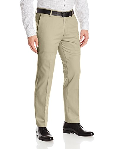 Dockers Men's Slim Fit Signature Khaki Pant D1, Timberwolf (Stretch), 38W x 30L