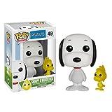 Funko POP! - Peanuts - Snoopy & Woodstock Figuren Set