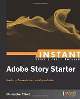Instant Adobe Story Starter