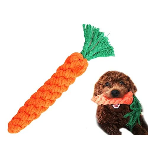 Durable Modeling Fashionclubs Puppy Dog Cat Chewing Cotton Carrot