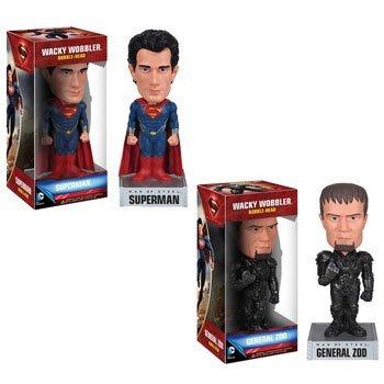 Funko MAN OF STEEL Superman & General Zod 6