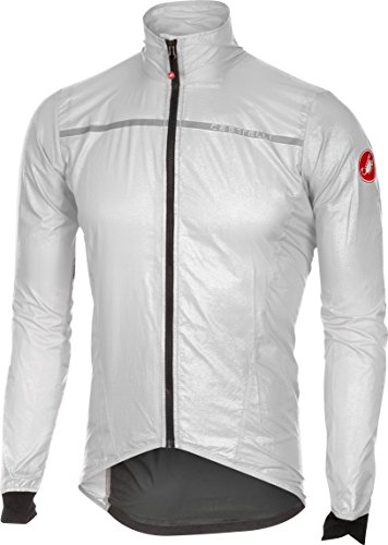 Castelli Superleggera Jacket - Men's White, -