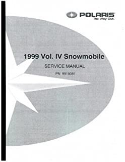 2006 polaris snowmobile repair manual pdf