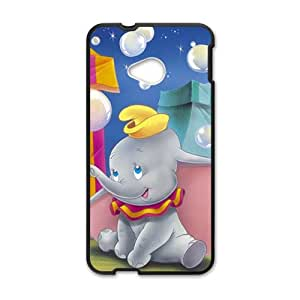 Lovely Dumbo Cell Phone Case for HTC One M7