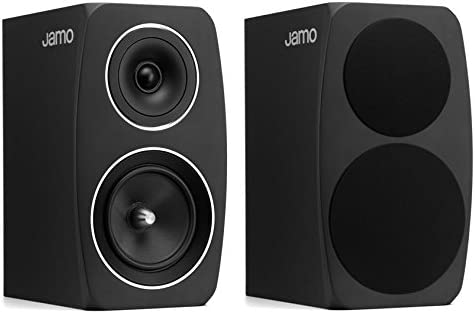 Jamo C93 Satin Black Pr. Bookshelf Speakers