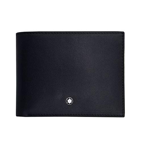 МОΝΤBLANC 6Cc. Money clip leather wallet