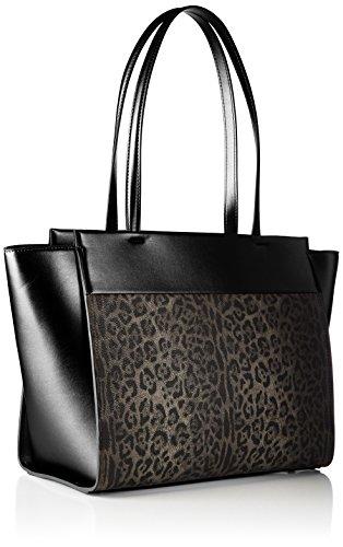 Black Leoglam Donna Grey Multicolore Sacchetto G78 Cavalli Dark wYxqf7Pvqd