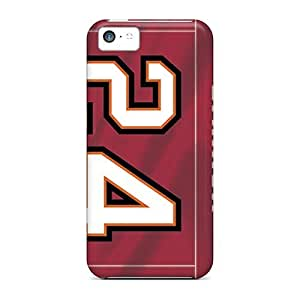 Premium Protection Tampa Bay Buccaneers Case Cover For Iphone 5c- Retail Packaging by lolosakes