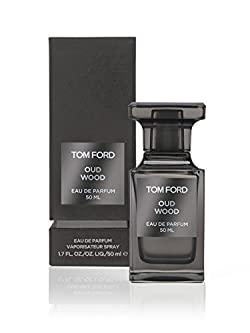 Tom Ford Oud Wood Eau De Parfum 1.7 oz / 50ml New In Box.