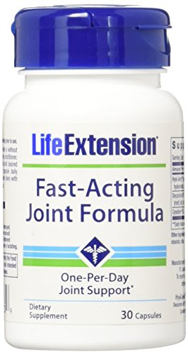 - Life Extension Fast Acting Joint Formula Capsules, 30 Count