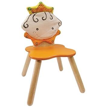 I M TOY Sedia per Bambini, blu, con coccinella I' m Toys IMN-42022BL OC-8168-19079