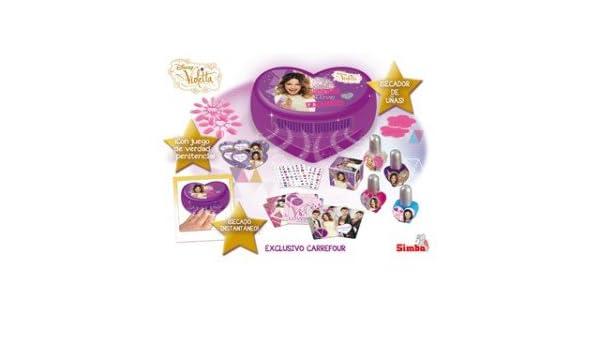 Amazon.es: Simba - Violetta 7731494 Set de uñas con secador ...