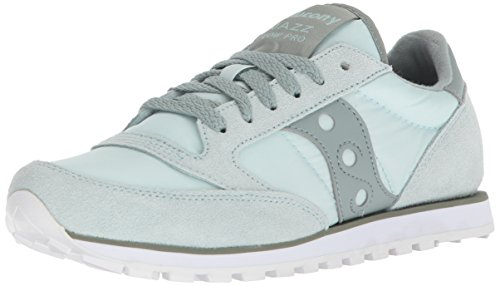Saucony Originals Women's Jazz Low Pro Running Shoe, Mint, 6.5 Medium US
