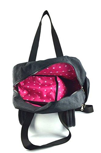 Sarah Wells ''Kelly'' Breast Pump Bag (Solid Black) by Sarah Wells (Image #4)