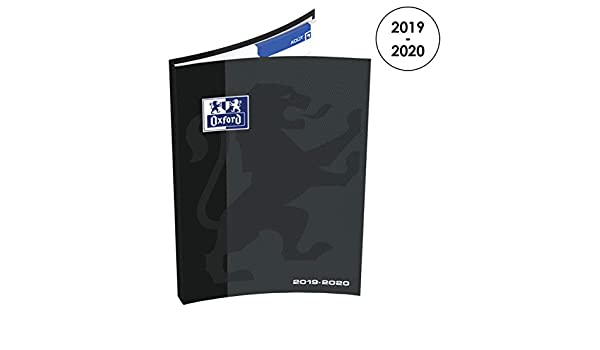 Amazon.com: Oxford 100735660 Weekly Diary School 2018-2019 1 ...