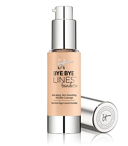 It Cosmetics – Bye Bye Lines Foundation (Medium)