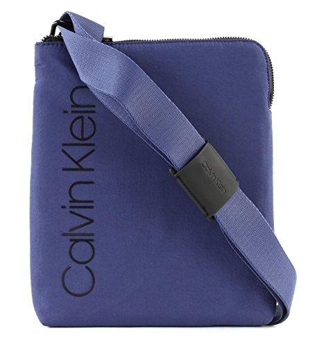 Homme Sac Klein Bleu K50k503780 Calvin D'épaule AxqYwgWp