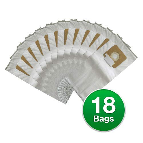EnviroCare Replacement HEPA Vacuum Bags for Riccar 2000, 4000 and Vibrance Series. Simplicity 5000, 6000 and Symmetry Type A (18 -