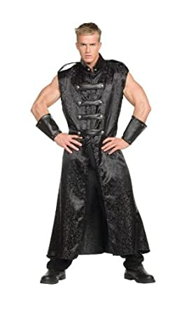 anime tunic black teen halloween costume