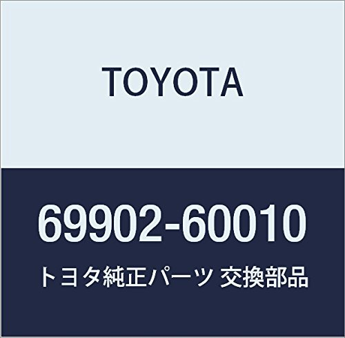Toyota 69902-60010 Door Glass Channel Sub-Assembly