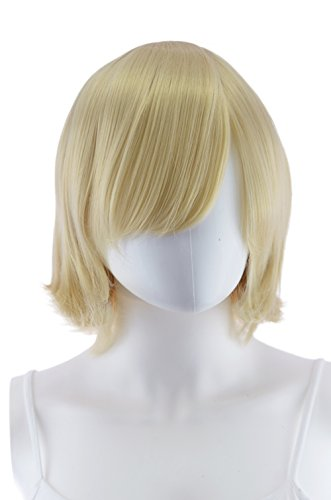Epic Cosplay Chronos Natural Blonde Cosplay Wig 14 Inches (02NB)