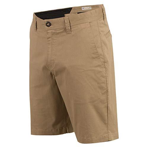 Volcom Men's Frickin Lightweight Short Khaki