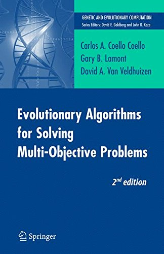 Evolutionary Algorithms for Solving Multi-Objective Problems (Genetic and Evolutionary Computation) by Springer